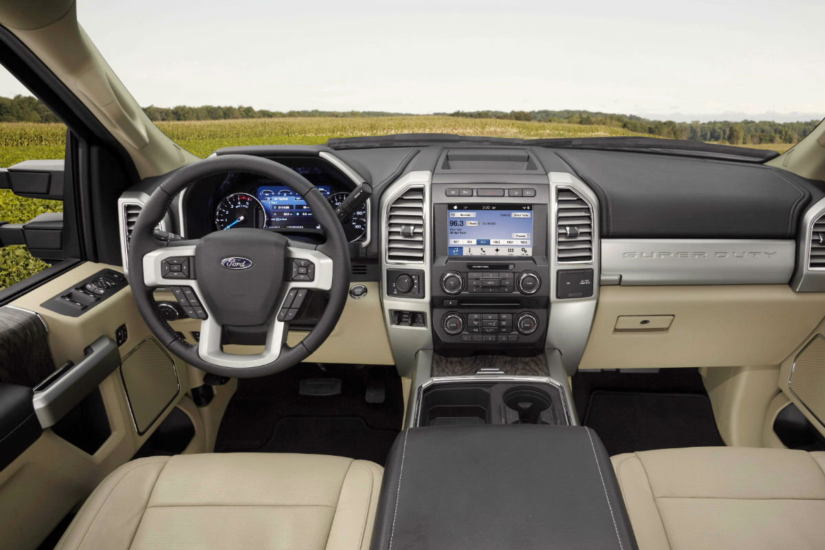 How Safe Is The All New 2017 Ford F 250 Super Duty