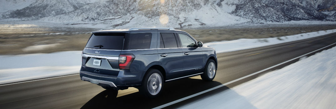 Is There Video of the 2018 Ford Expedition_o