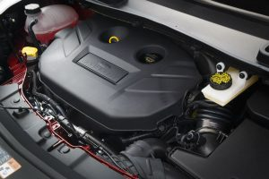 2017 Ford Escape EcoBoost engine_o