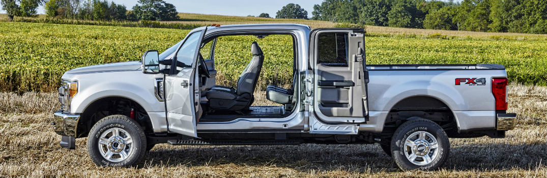 2017 Ford F 250 Super Duty Xl Wins Work Truck Challenge