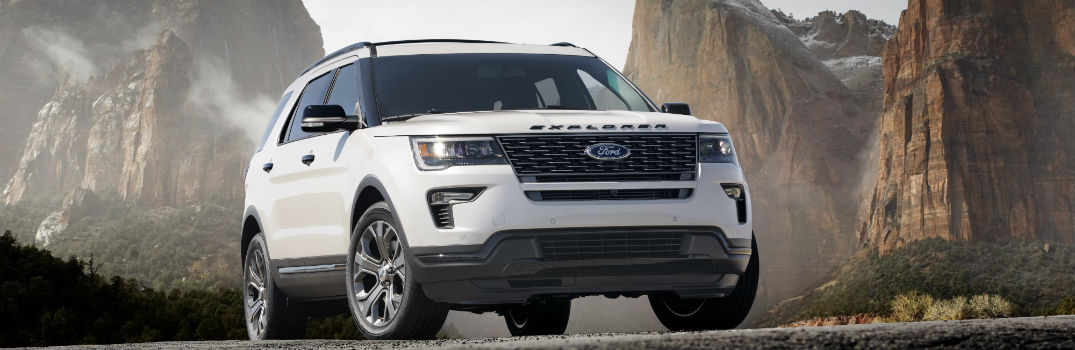 2018 ford explorer release date and new powertrain features. Black Bedroom Furniture Sets. Home Design Ideas
