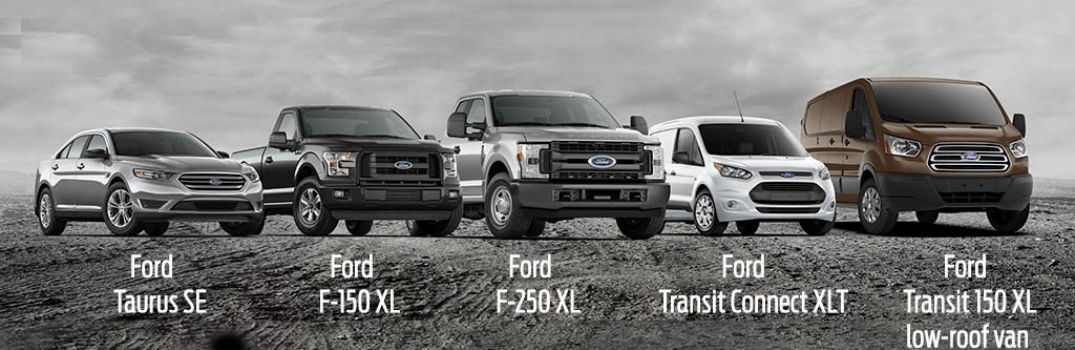 2017 ford lineup wins numerous vincentric best fleet awards