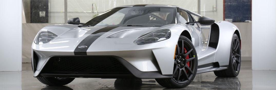 2018 Ford GT Drive Mode Features_o
