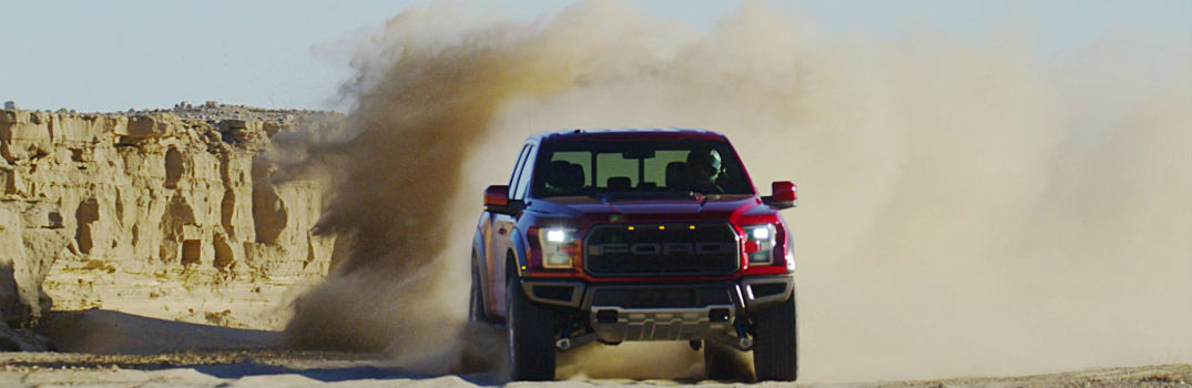 Popular Mechanics Names 2017 Ford F-150 Raptor Truck of the Year_o