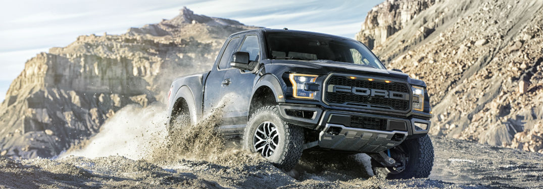 2017 Ford F-150 Raptor New Terrain Management System Features_o