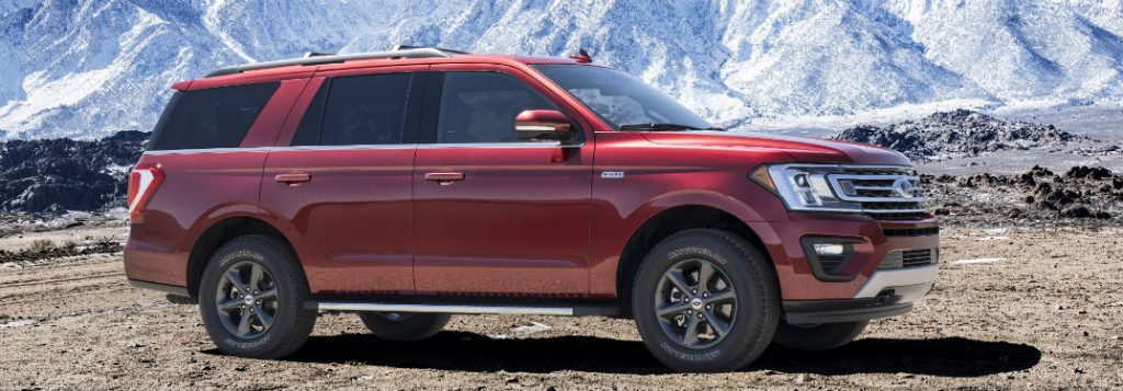 2018 Ford Expedition FX4 Off-Road Package Features