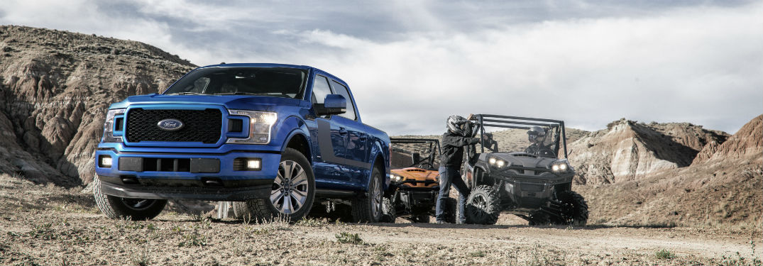 2018 Ford F-150 New Storage Features and Capabilities_o