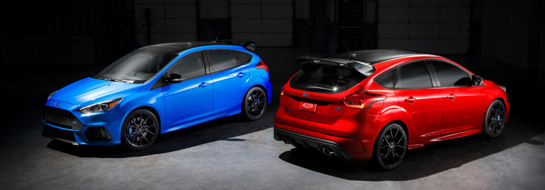 2018 Ford Focus RS Limited Edition Performance Features_o