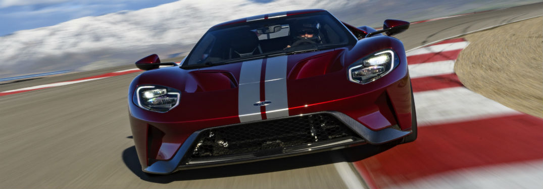 Ford GT Helping Test New Technologies_o