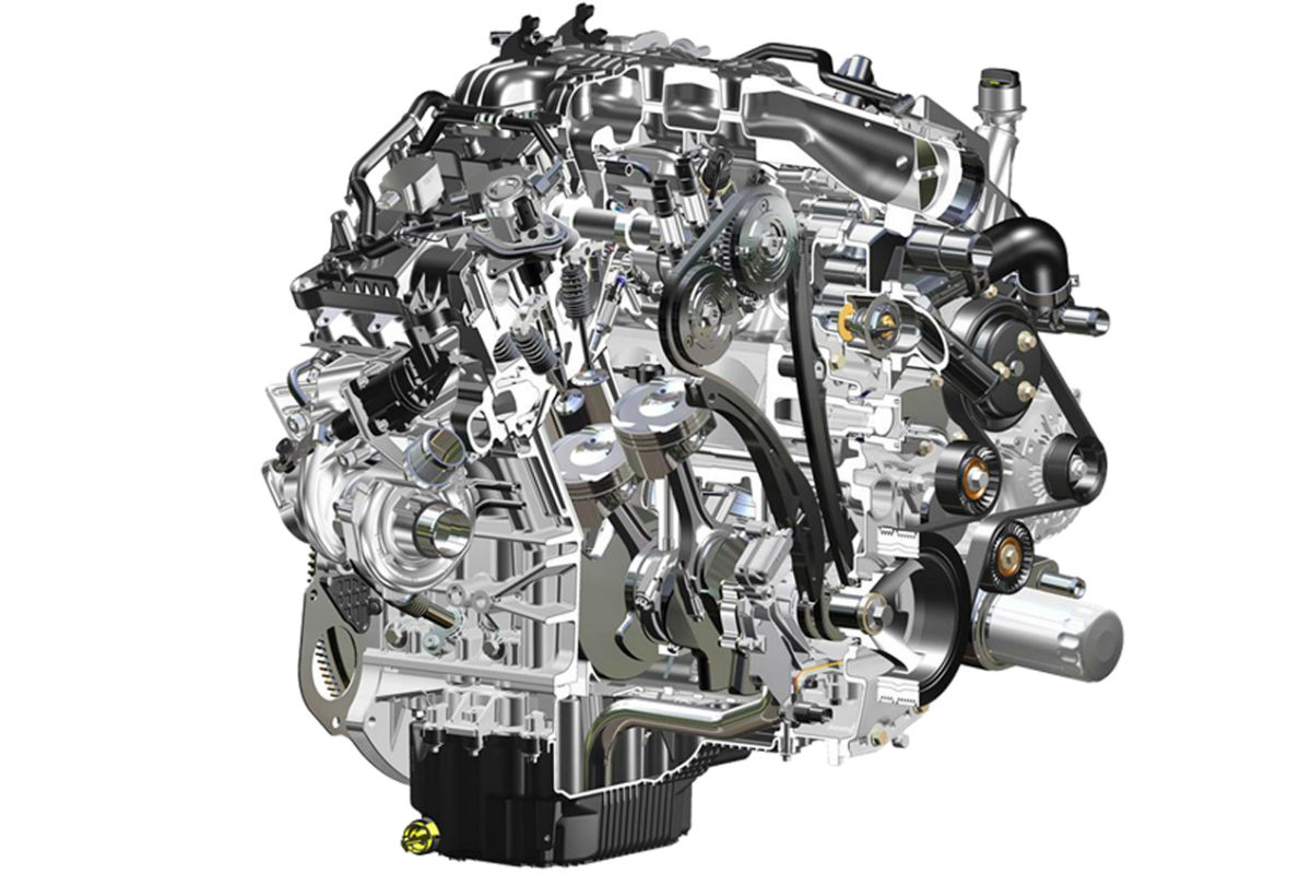 Ford EcoBoost Engine_o