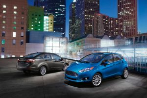 2017 Ford Fiesta Sedan and 2017 Ford Fiesta Hatchback exteriors_o