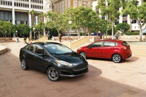 2017 Ford Fiesta Sedan and Hatchback exteriors_o