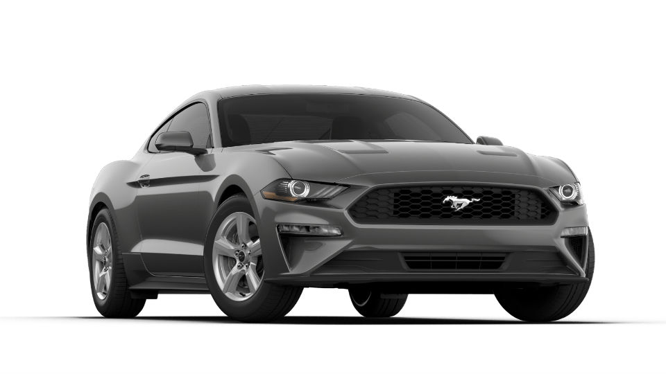 2018 Ford Mustang Magnetic_o