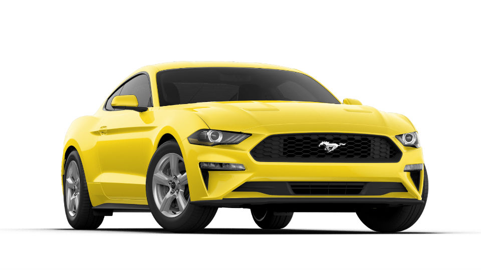 2018 Ford Mustang Triple Yellow_o