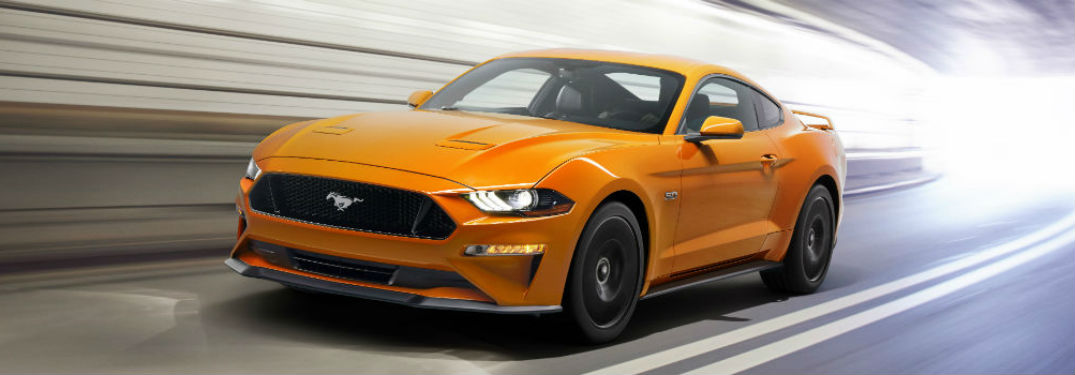 Pictures of All 2018 Ford Mustang Exterior Colors_o