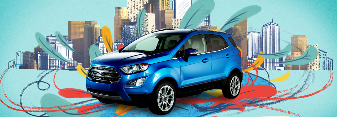 2018 Ford EcoSport Safety and Driver Assistance Features_o