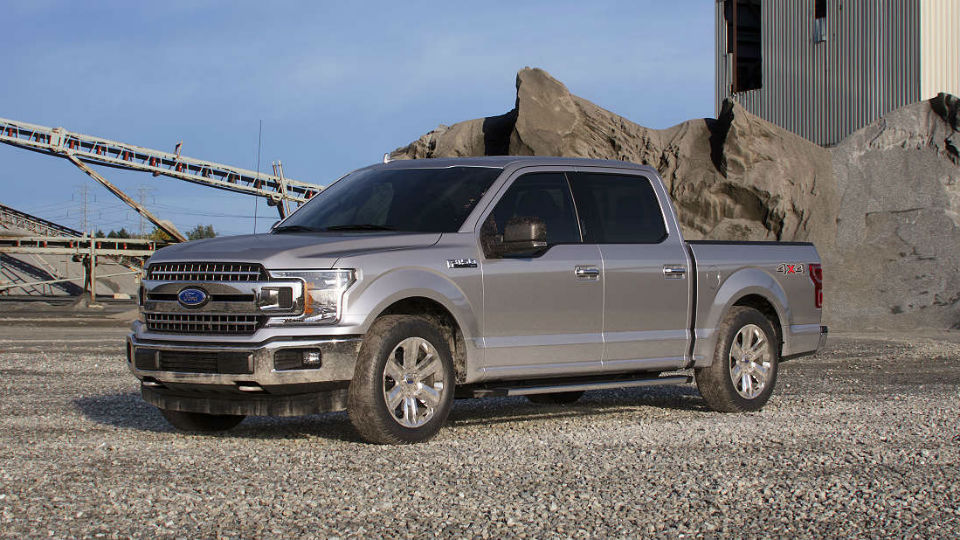 2018 F150 Colors >> 2018 Ford F 150 Ingot Silver O Brandon Ford