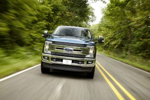 2017 Ford F-250 Lariat front exterior_o