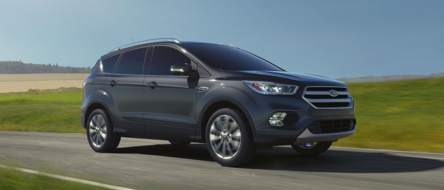 2018 Ford Escape Colors >> Gallery Of 2018 Ford Escape Exterior Color Options