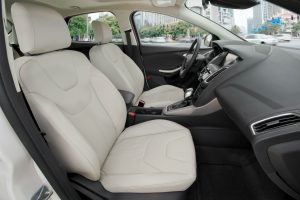 2018 Ford Focus front interior passenger space_o
