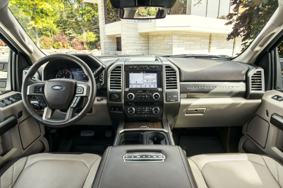 2018 Ford F250 Limited