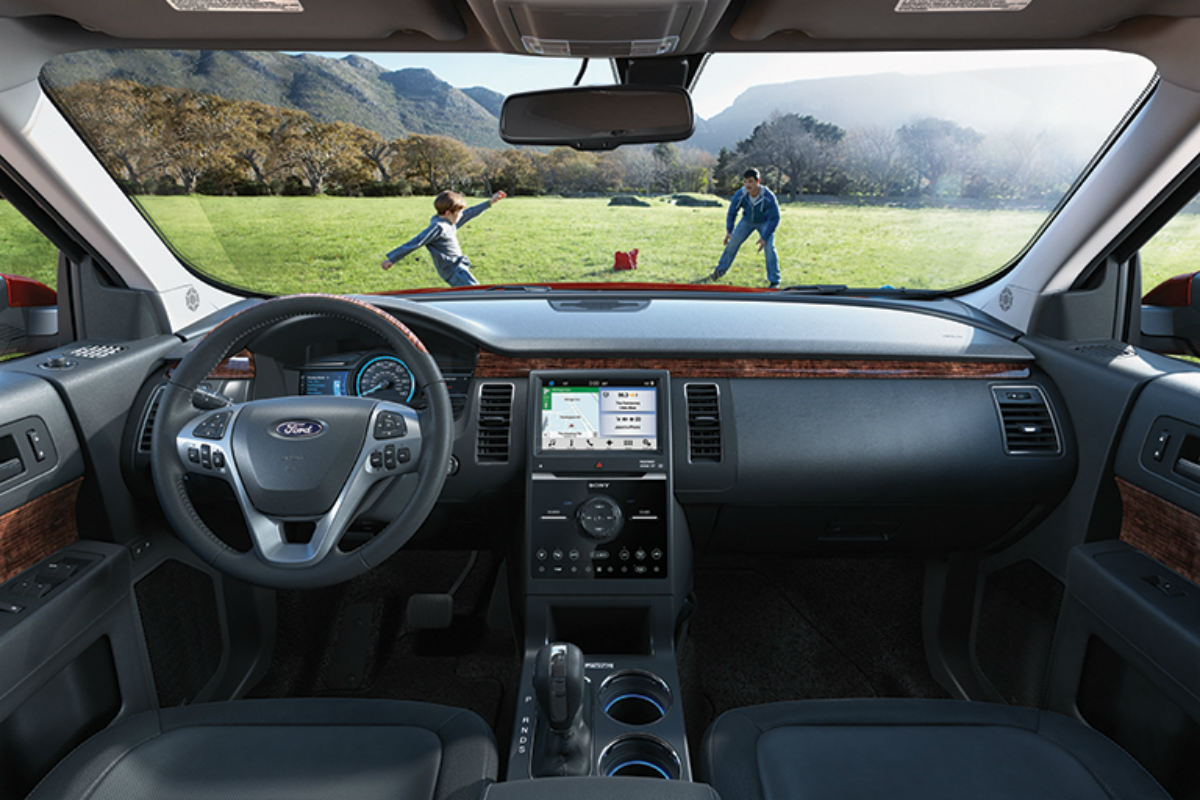 2018 ford flex horsepower torque and gas mileage ratings. Black Bedroom Furniture Sets. Home Design Ideas