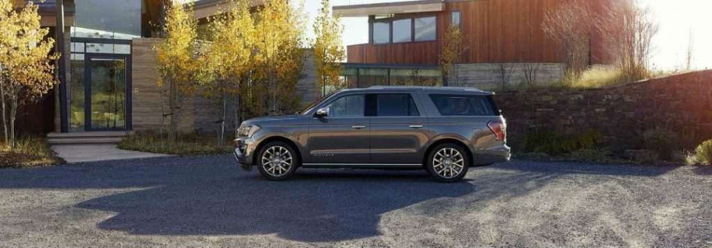 Pictures of 2018 Ford Expedition Exterior Color Options
