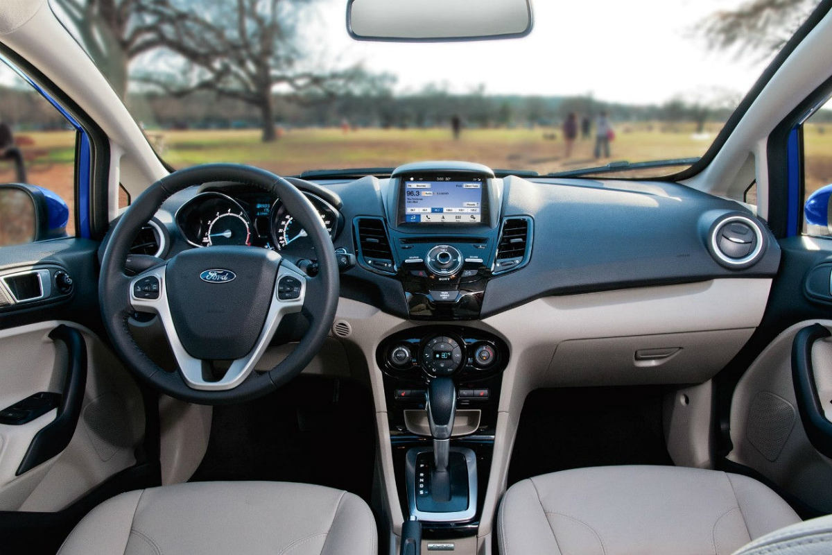 List Of Standard And Available Features For The 2018 Ford