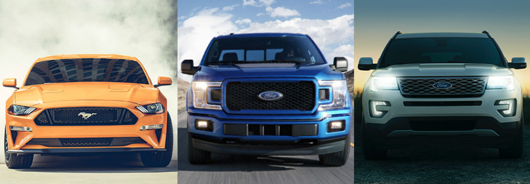 Multiple All-New Ford Models Create a Revamped Lineup for 2020