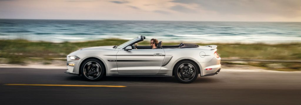 2019 Ford Mustang V8 Horsepower And Torque Ratings
