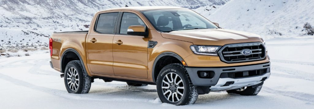 2019 Ford Ranger New Interior And Exterior Style Features