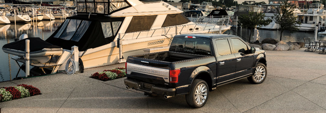How Luxurious is the All-New 2019 Ford F-150 Limited at Brandon Ford in Tampa FL?