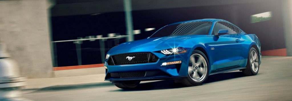 10 Best Certified Pre Owned Luxury Cars Under 30 000: 2019 Ford Mustang New Technology And Connectivity Features
