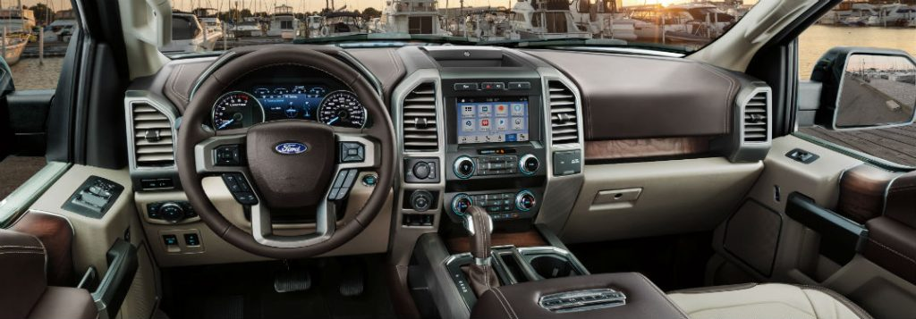 2019 Ford F-150 Limited New Style and Luxury Features