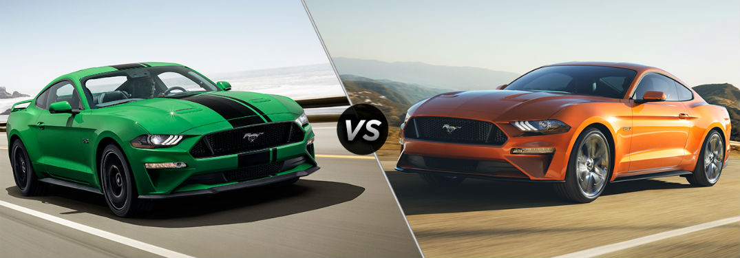 Which New Ford Mustang at Brandon Ford in Tampa FL Will You Pick?