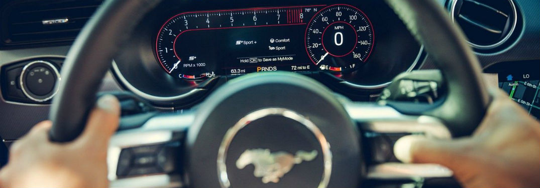 Learn How to Use Your 2019 Ford Mustang Digital Instrument Cluster with this Helpful How-To Video