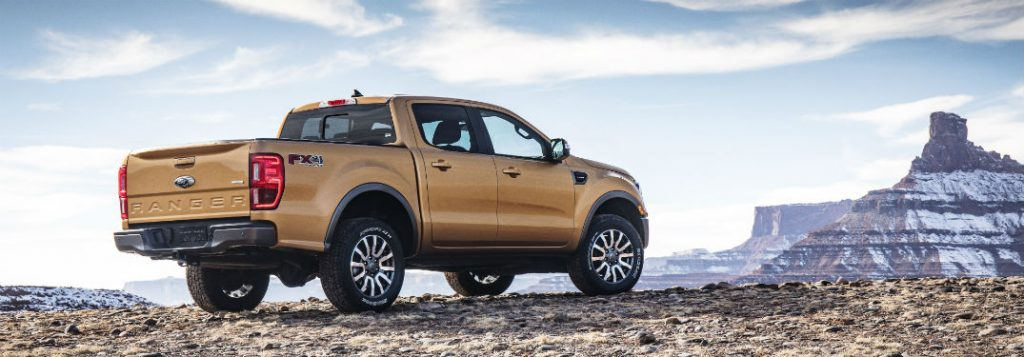 10 Best Certified Pre Owned Luxury Cars Under 30 000: 2019 Ford Ranger Class-Exclusive Trailer Coverage Capabilities