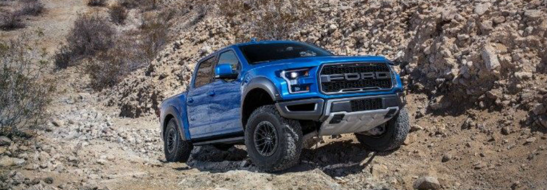 2019 Ford F-150 Raptor Lineup Features Off-Road Cruise Control Thanks to All-New Trail Control System