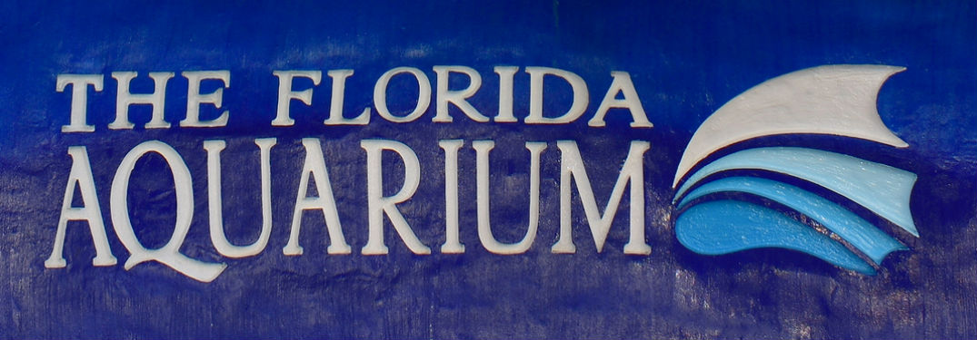the logo of the Florida Aquarium
