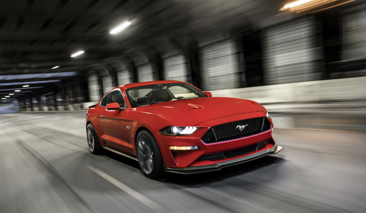 What's Available Under the Hood of the 2019 Ford Mustang ...