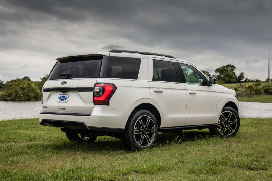 2019 Ford Expedition Lineup Engine Features And Capabilities