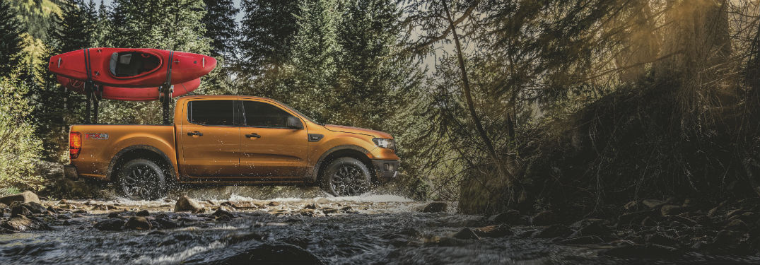 Can I Customize My All-New 2019 Ford Ranger with Yakima Outdoor Adventure Accessories?