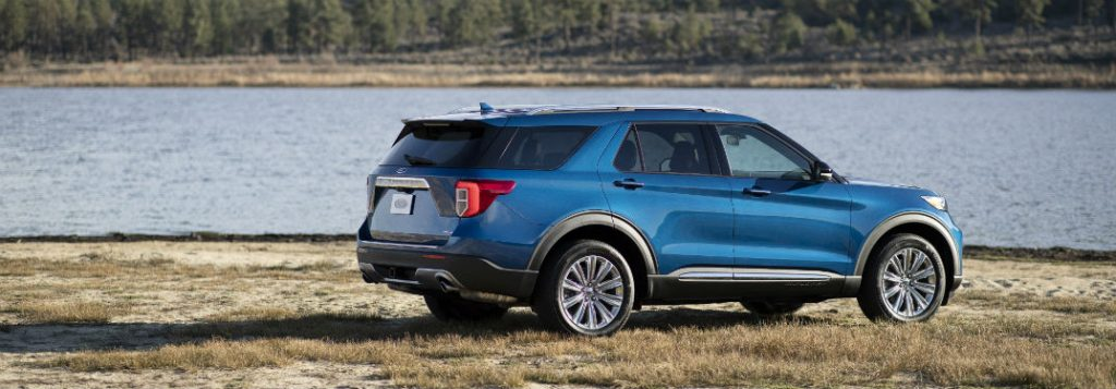 2020 Ford Explorer Hybrid New Active Noise Control ...