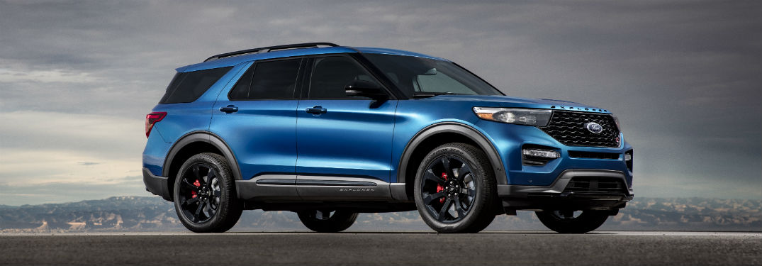 Check Out the All-New ST and Hybrid Trim Levels for the 2020 Ford Explorer Lineup in Action with These Videos