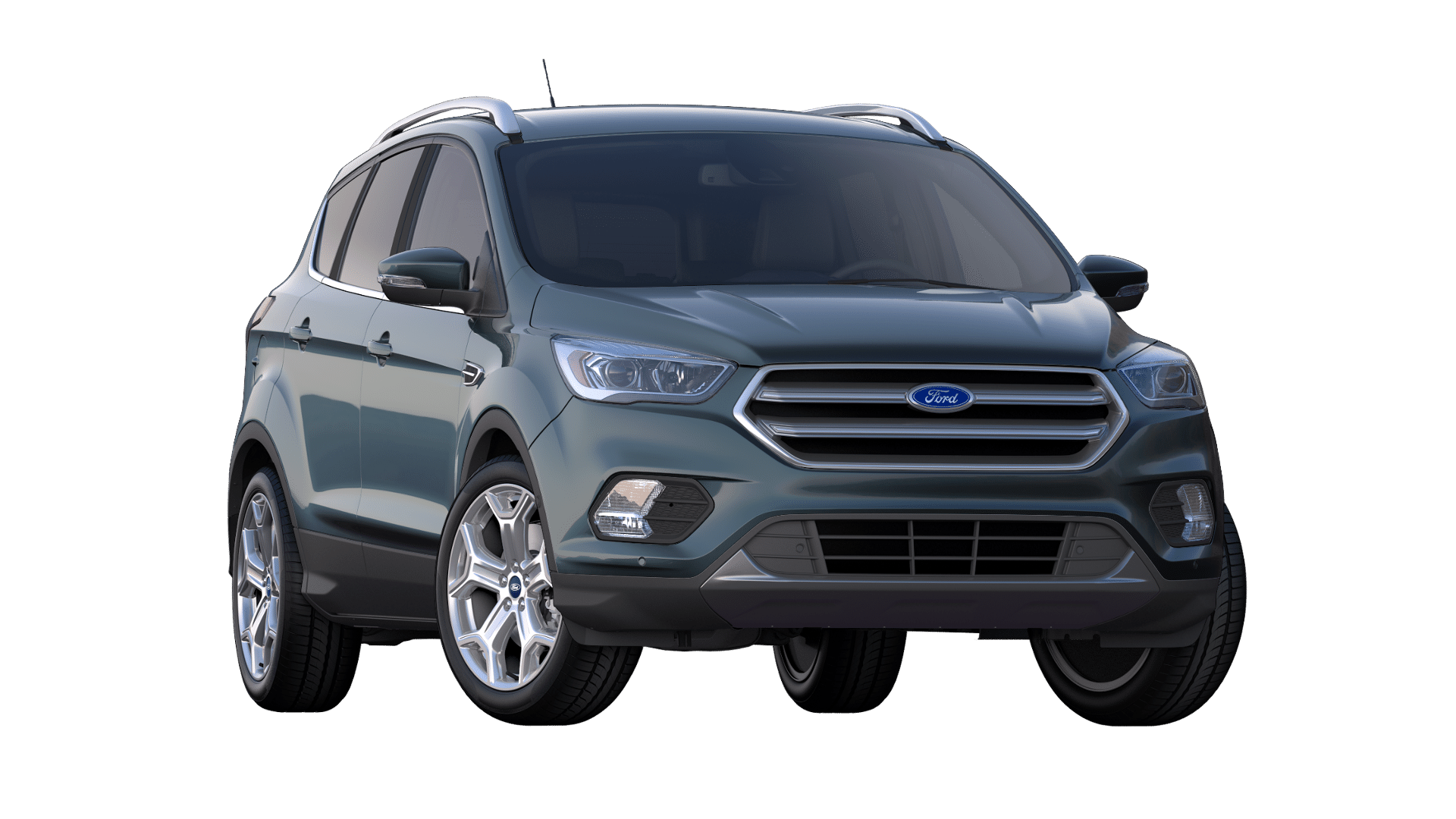 2019 Ford Escape Baltic Sea Green Exterior Color