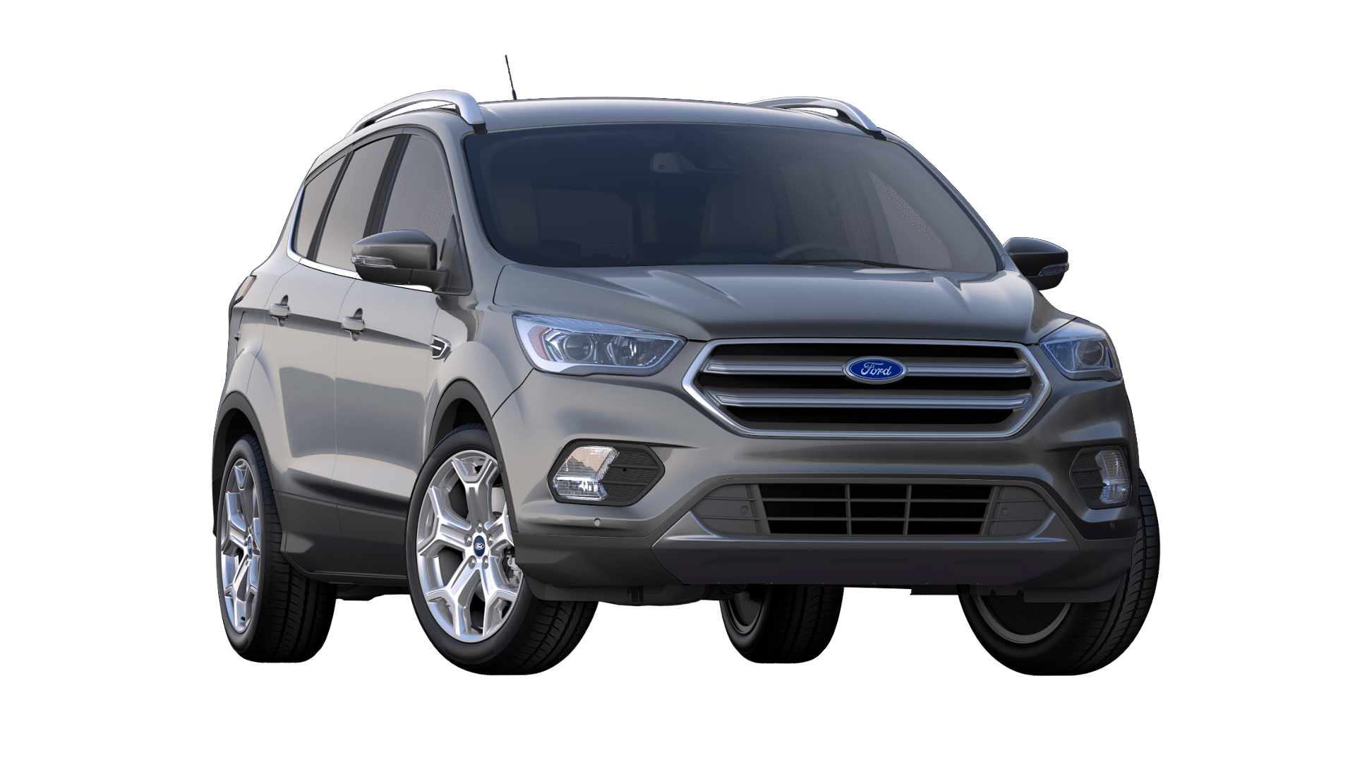 2019 Ford Escape Magnetic Exterior Color
