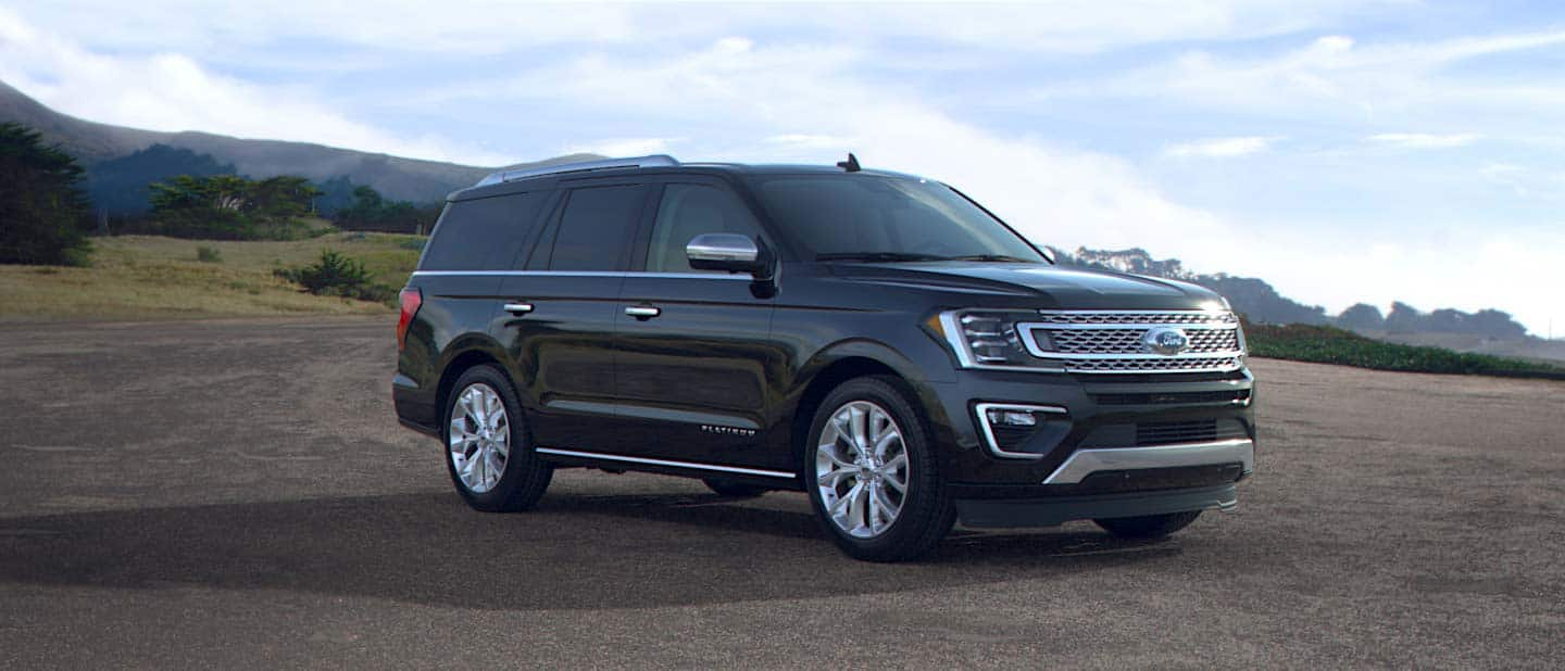 2019 Ford Expedition Agate Black Exterior Color