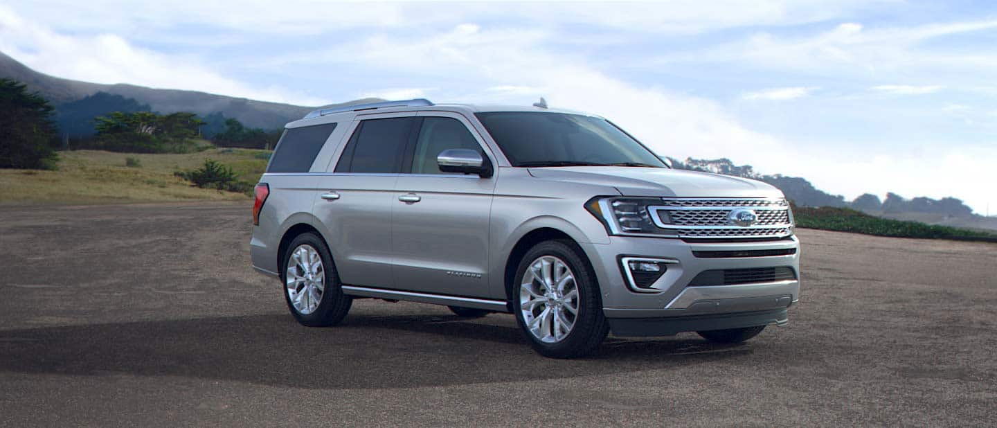 2019 Ford Expedition Ingot Silver Exterior Color
