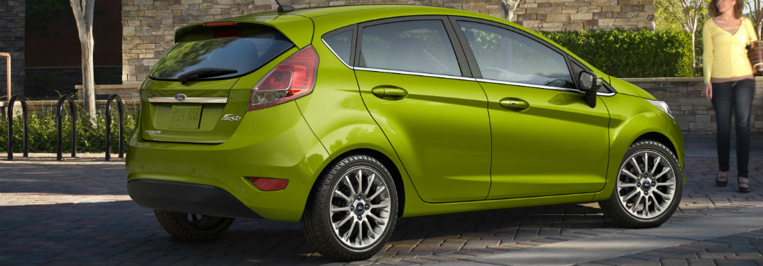 2019 Ford Fiesta Sedan vs 2019 Ford Fiesta Hatchback: Which Makes More Sense for You?