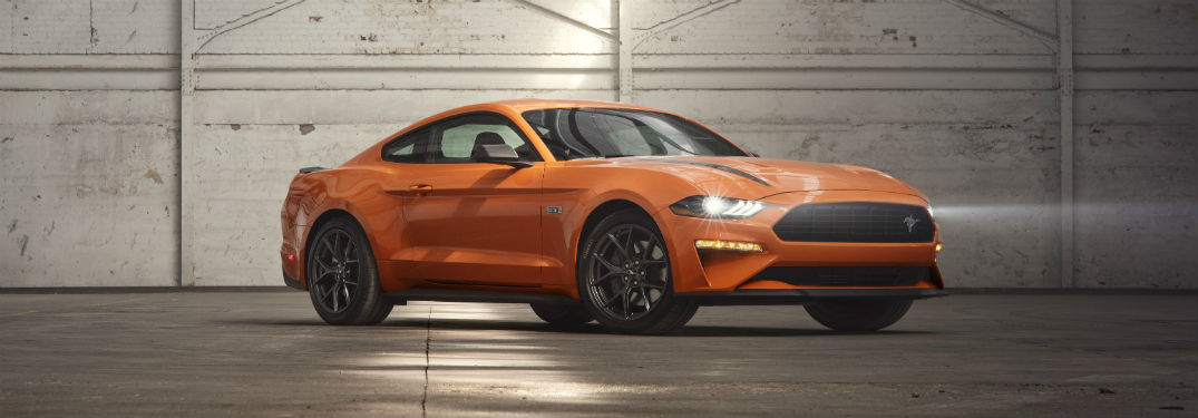 Four in a Row: Ford Mustang Named Best-Selling Sports Coupe in the World for the 4th Year in a Row
